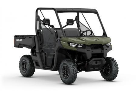 2018 Can-Am ATV DEFENDER DPS HD5