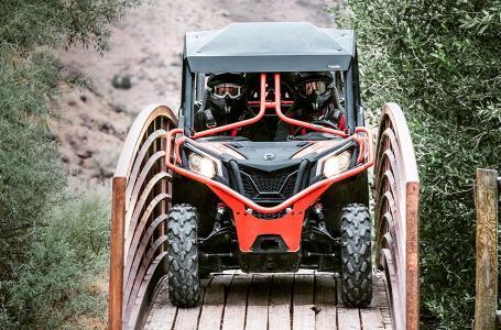 2018 Can-Am ATV Maverick™ Trail Dps™ 1000 | 3 of 3