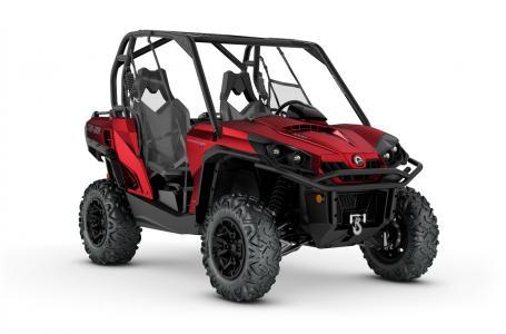 2018 Can-Am ATV Commander Xt 1000