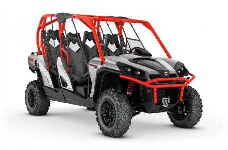 2018 Can-Am ATV Commander Max Xt 1000