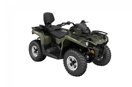 2018 Can-Am ATV Outlander Max Dps 450