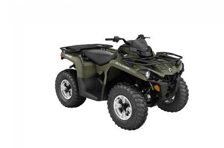 2018 Can-Am ATV Outlander Dps 450