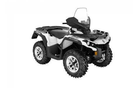 2018 Can-Am ATV OUTLANDER 650 NORTH