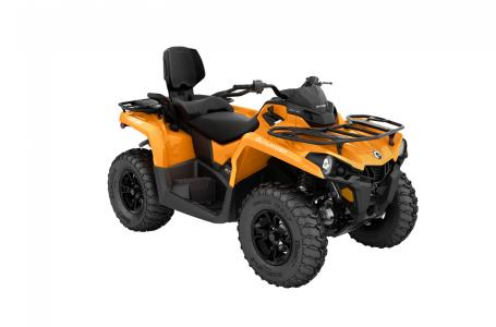2018 Can-Am ATV Outlander Max Dps 570 - Demo