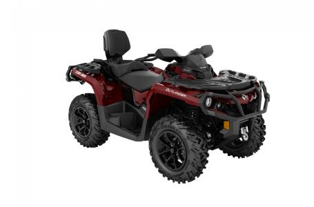 2018 Can-Am ATV Outlander Max Xt 650