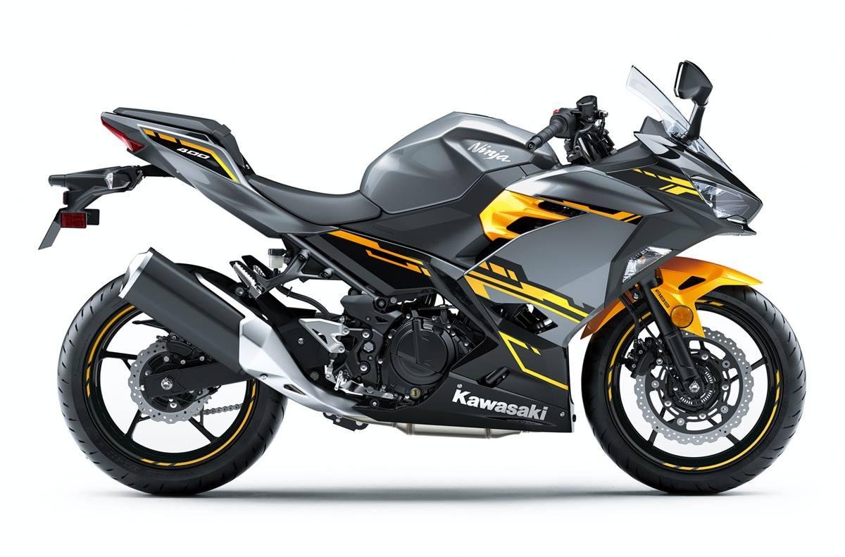 2018 Kawasaki NinjaR 400 ABS