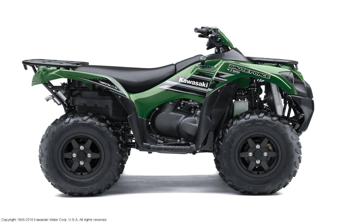 2018 Kawasaki BRUTE FORCE 750 4X4I for sale in Fairbanks, AK | Alaska Fun  Center (907) 452-3455