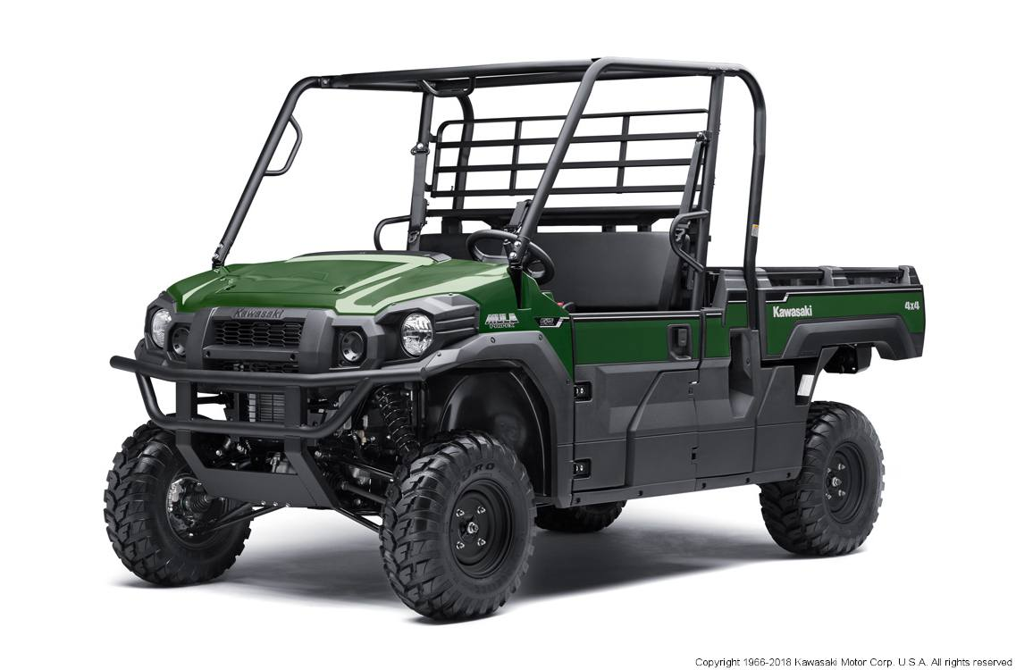 2018 Kawasaki Mule Pro Fx Eps For Sale In Battle Creek Mi Custom