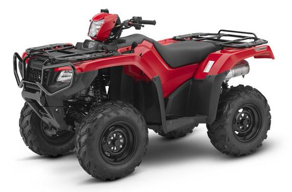 2018 honda fourtrax foreman rubicon 4x4 automatic dct eps for sale