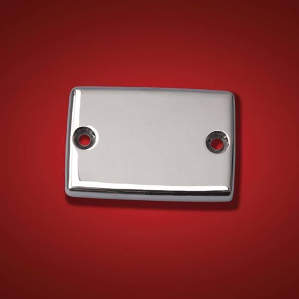 Show Chrome Accessories 2-288A Master Cylinder Cover