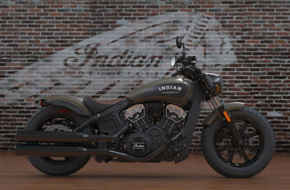 2018 indian motorcycle indian® scout® bobber - color option for sale