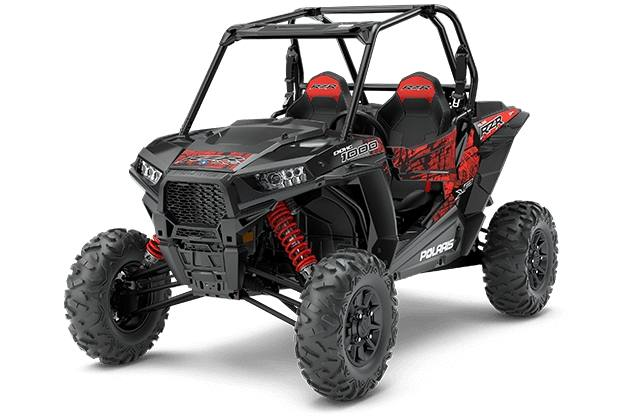RZR XP® 1000 EPS - Black Pearl