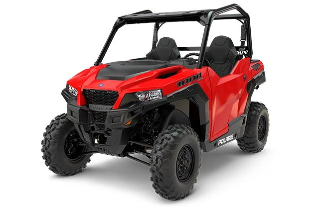 Polaris GENERAL™ 1000 EPS - Indy Red