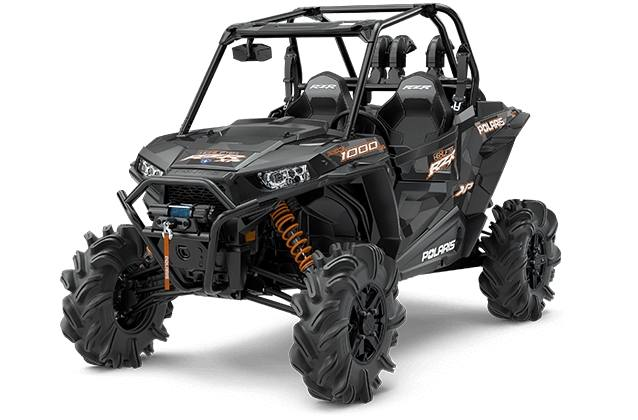 RZR XP® 1000 EPS High Lifter Edition - Stealth Black