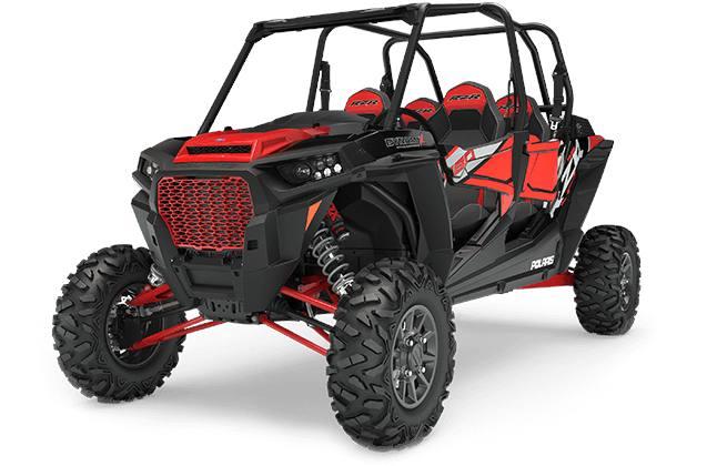 2018 Polaris Industries RZR XP® 4 Turbo DYNAMIX™ Edition