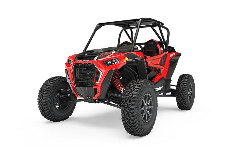 RZR XP® Turbo S - Indy Red