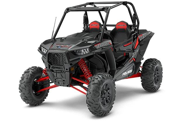 RZR XP® 1000 EPS Ride Command™ Edition - Black Pearl