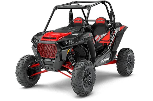 RZR XP® Turbo EPS DYNAMIX Edition - Black Pearl