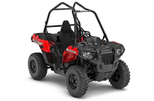 Polaris ACE® 500 - Indy Red