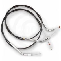 6in Barnett 101-30-30014-06 Black Vinyl Throttle Cable