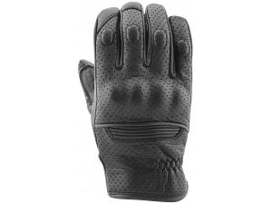 Straight Savage Leather Gloves