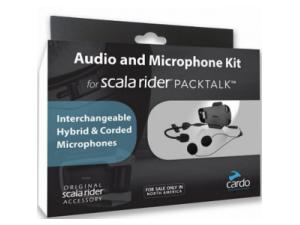 Packtalk Audio/Mic Kit
