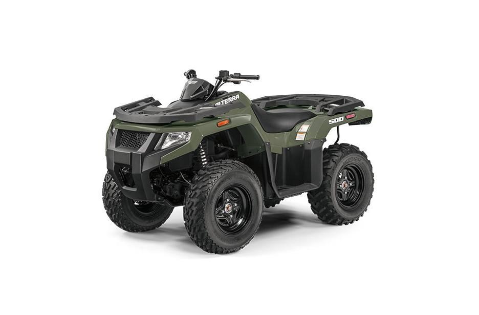 2018 Textron Off Road Alterra 500 Dave S Outdoor Equipment Inc