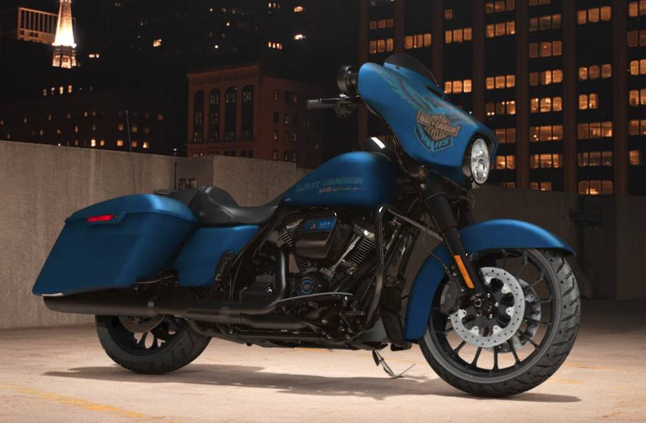 2018 Harley-Davidson® FLHXS ANX STREET GLIDE SPECIAL ANNIVERSARY for