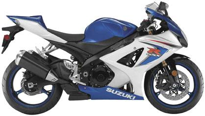 New Ray Toys 57653 1:12 Scale Sport Bikes