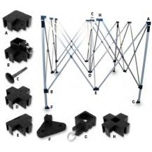REPLACEMENT PARTS FOR COLLAPSIBLE CANOPIES Parts Unlimited