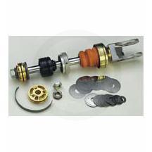 Race Tech Gold Valve Shock Kit 40mm SMGVS4005