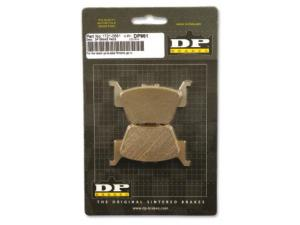 Sintered Metal Rear Parking Brake Pads