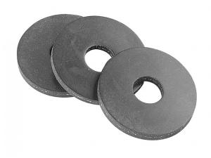 Reinforced Rubber Washers