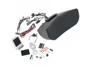 Bluetooth-Enabled Speaker System Kit for Memphis Shades Batwing Fairings