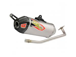 T-6 Stainless Steel Exhaust System