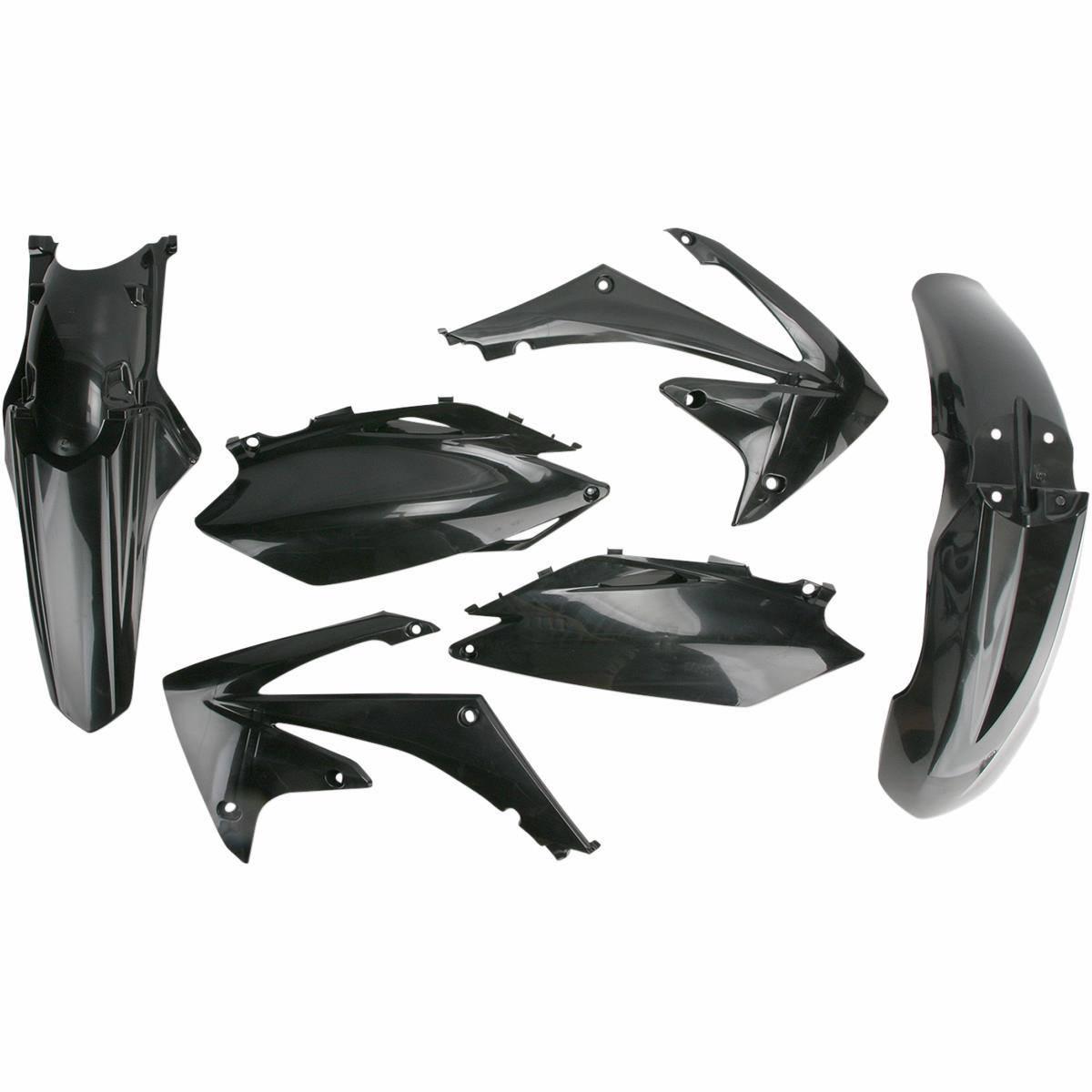 2685830001 Acerbis Plastic Kit Black 2018 Kawasaki KX450F