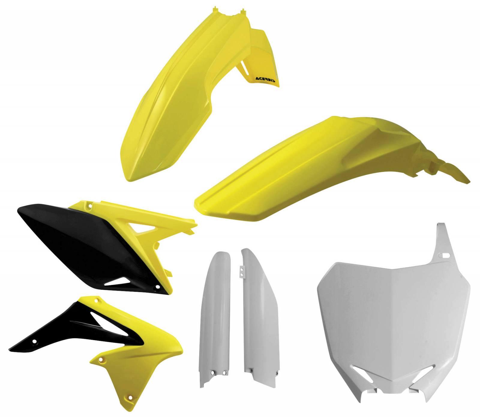 Full Plastic Kit Original /'18 Acerbis 2685825909 2018 KX250F