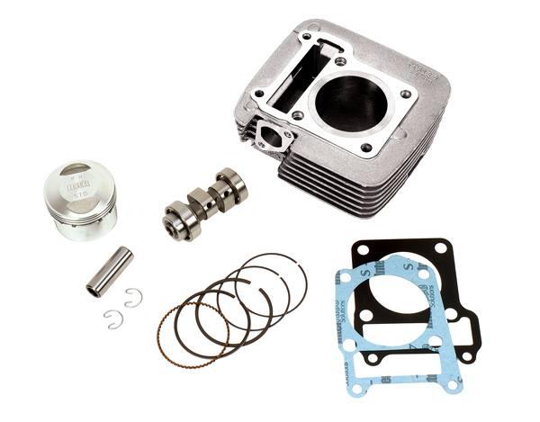 BBR Motorsports Gasket Kit 120cc Big Bore Kit 411-HXR-1010