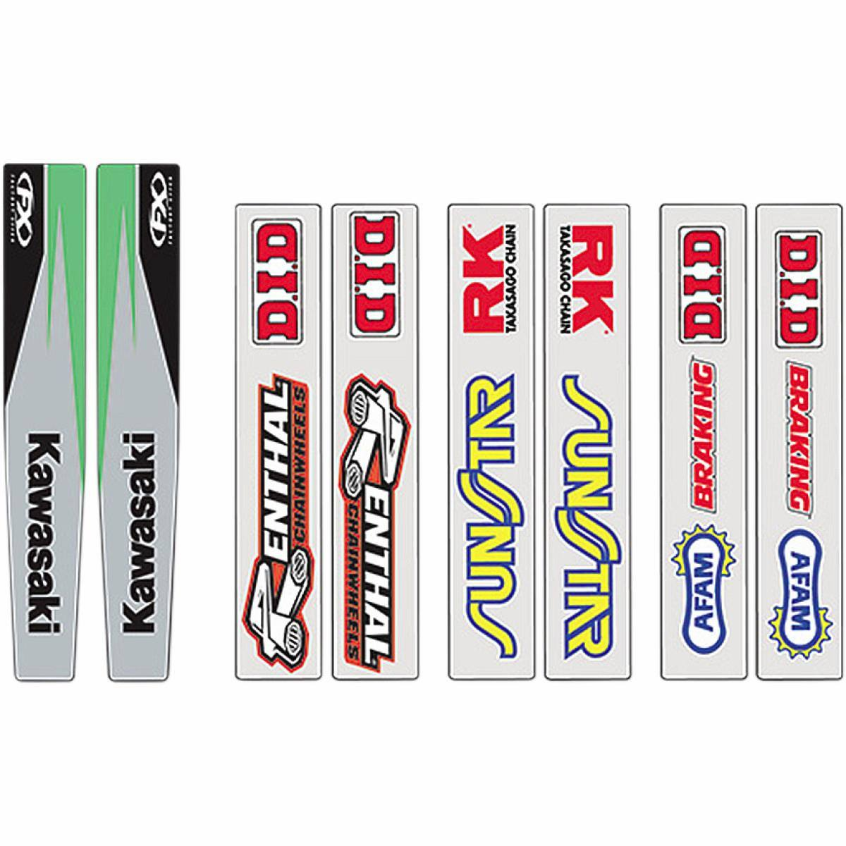 17-42320 OEM Swing Arm Graphic Factory Effex