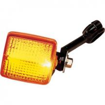DOT Approved Turn Signal Replacement Lens Amber K /& S 254030
