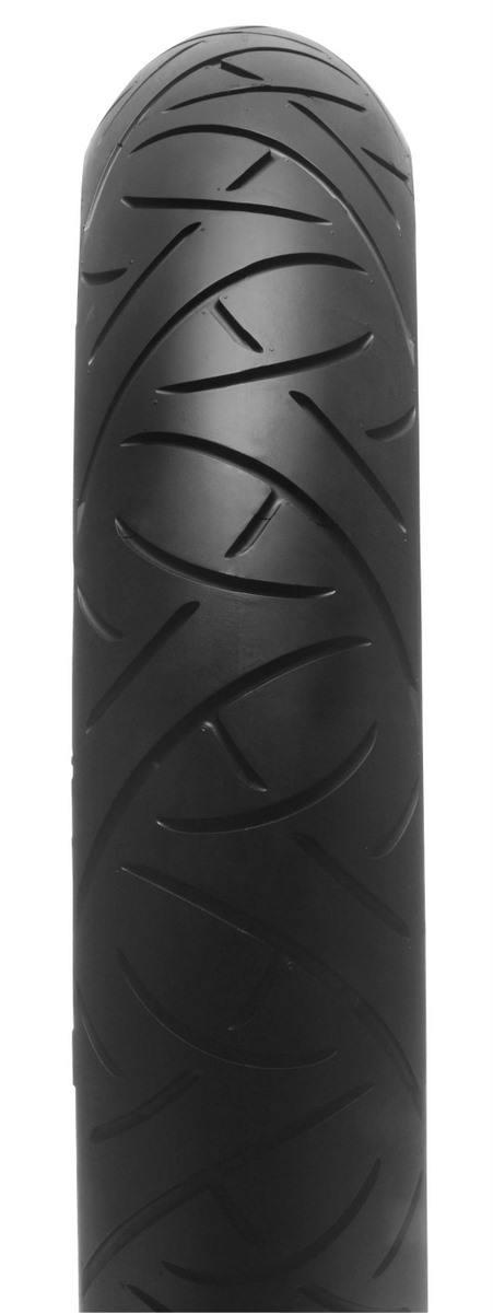 110//80-18 Bridgestone Battlax BT45 V-Rated Front Motorcycle Tire for Triumph America 800 2002-2006 58V