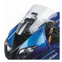 Hot Bodies Racing SS Windscreen Dark Smoke 41201-1606