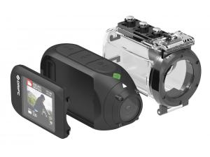 Ghost 4k Action Camera with LCD and Waterproof Case