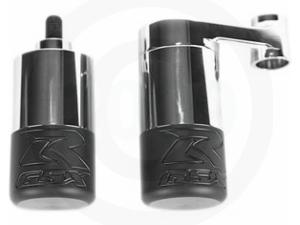 STREET BIKES UNLIMITED FRAME SLIDERS FOR YAMAHA