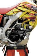 CV4 SFSMBC65G Green Silicone Radiator Hose Y Kit for Kawasaki KX450F