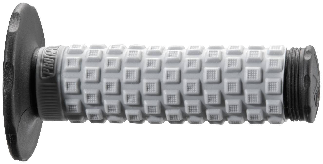 Pro Taper Pillow Top MX Grips Black//Grey//Blue 024852 tr-024852