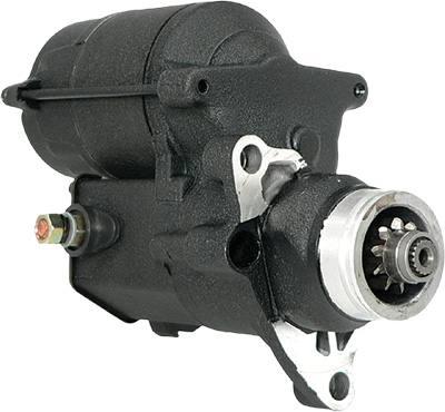 FIRE POWER STARTER MOTOR BLACK SAB0164