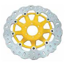 Auto Parts and Vehicles EBC XC Series Front Brake Disc For Yamaha 2002 YZF-R1 MD2074XC