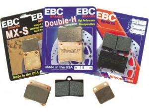 STANDARD BRAKE PADS AND SHOES