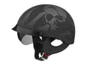 9MM Ghost/Skull Helmet